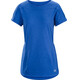 Arc'teryx Taema Shortsleeve Shirt Women blue